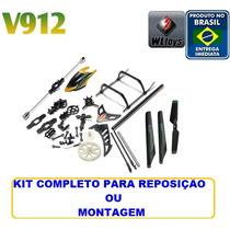 Peças De Reposição/montagem Original Do V912 Kit Completo