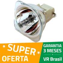 Lâmpada Compatível Projetor Vivitek D518 Bulbo