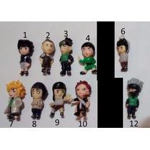 Bonecos Naruto 4cm 12 Modelos Diferentes Miniatura