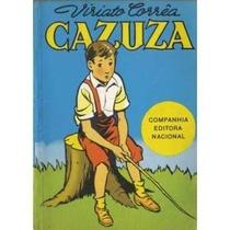 Livro Cazuza Viriato Correa Companhia Editora Nacional Livro