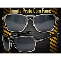 Oculos Oakley Inmate Ou Probation Polarizado Frete Gratis