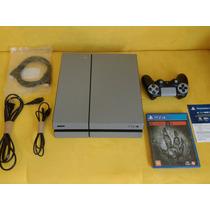 Playstation 4 500gb Ps4 Original Play 4 Sony 3d Bluray Preto