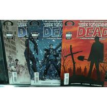 Revista Em Quadrinhos The Walking Dead Pack Ed 4,5,6,7,8 E 9