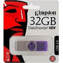 Pen Drive 32gb Kingston Original - Lacrado Blister + Frete