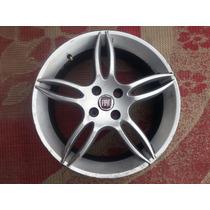 Roda Aro 17 (unidade No Estado) Fiat Stilo Dualogic Só $299