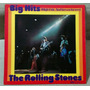 Lp The Rolling Stones - Big Hits High Tide -capa Alemã Decca