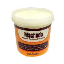 Massa Acrilica P/ Madeira Assoalho Branco 370g Machado