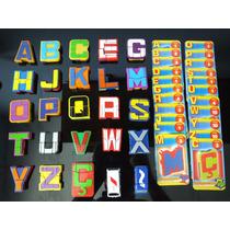 Lote Coleção Letronix Robôs Letras Com Cards Revista Recreio