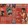 Bruce Lee No Jogo Da Morte Dublado - Raro