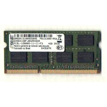 Memória 4gb Ddr3l 1600mhz Smart 1,35 Low Voltage P/ Notebook