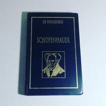 Livro Textos Seletos, De A. Shopenhauer (col. Os Pensadores)