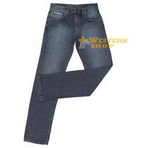 Calça Jeans Masculina Slim Fit 100% Algodão - Wrangler Premi