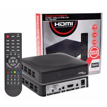 Conversor Tv Digital Hdtv Com Função Gravador - Hdmi 1080p