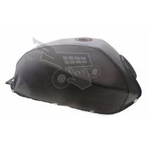 Capa De Tanque Comum Honda Cg-150 (sem Logo) - Preta