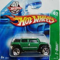 Carrinho Hot Wheels T-hunt Normal - Mod Rockster