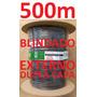 produto Cabo Rede Cat5e Preto 500m Ftp Externo Dc Blindado Condutti