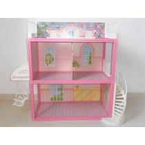 Barbie Casa Dos Sonhos Antiga Da Estrela
