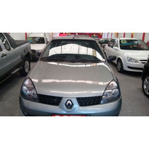 Renault Clio 1.6 Expression Sedan 16v Flex 4p Manual