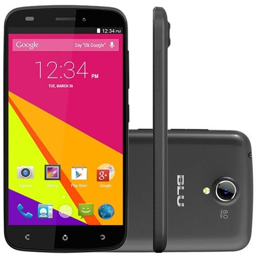 Smartphone Blu Life Play 2 L170i Dual Cinza Frete Grátis