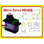 Microservos Servo Tower Pro Mg90s Engrenagens Metálicas