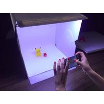Mini Estudio Fotográfico. Photo Studio Box Foldio