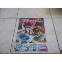 Beyblade Livro Ilustrado - Incompleto