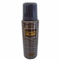 Desodorante Cannon Musk Spray Unisex 250 Ml Argentino