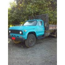 Chevrolet D60 (edição Especial) Azul 1978