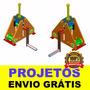 Projeto Clalandra P/ Metalon, Tubos Quadrados, Ferro Chato