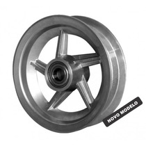 Roda Aro 8 Para Reboque E Carretinha - Em Alumínio