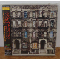 Cd Mini Lp Duplo Led Zeppelin Physical Graffiti Amcy 2436~7