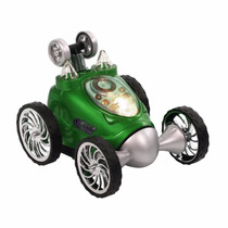 Carrinho Turbo Twist - Controle Remoto - Dtc - Verde