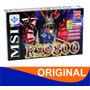 Placa De Vídeo Msi Rx 9800 Pro - 128mb Ddr - 3d