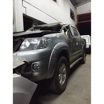 Toyota Hilux Srv D4d Automatica 2015
