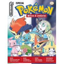 Pokémon Míticos & Lendários Nintendo World Em Portugues