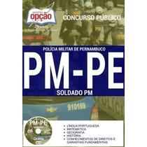 Apostila Polícia Militar De Pernambuco Soldado