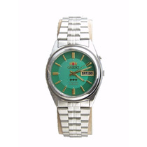 Orient Relógio Orient Automatico Classico Aço Masculino