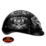 Capacete-Hot-Leathers-Ride-Or-Die-Harley