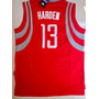 Camisa Nba Rockets James Harden #13 - Frete Grátis 21sports