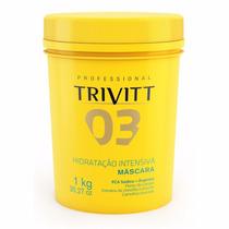 Trivitt Profissional Máscara Hidratação Intensiva Nº 3 1...