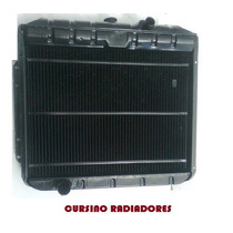 Radiador Ford F1000 / F2000 / F4000 Motor Mwm Rv19263