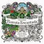 Livro Floresta Encantada Livro De Colorir Johanna Basford