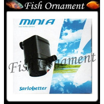 Moto Bomba Sarlo Better Mini A 110v Submersa - Fish Ornament