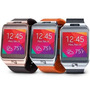 Relogio Smartwatch Galaxy Gear 2 Sm-r380 Gold Brown Marrom
