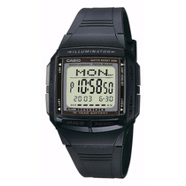 Relogio Casio Db 36 Data Bank 30memo 5alarm Crono Timer