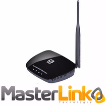 Roteador Wifi Wireless 150mbps C3 Tech Antena 5dbi W-r1000nl