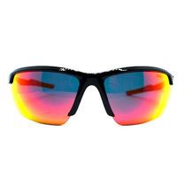 Óculos Triton 13943 - Preto C/ Laranja - 12x Sem Juros