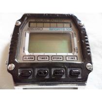 Relógio Solar Seiko Sports 100 A557-506a Precisa Bateria
