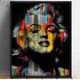 Quadro Art Impressa Marilyn Monroe Photo Mate Tamanho 40x60