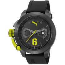 Relógio Puma, Analógico, Silicone, 10 Atm - 96233gppmnu2